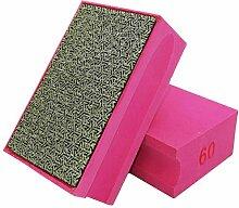 FINGLEE DT Diamant-Polier-Handpolierpad, 90 x 55