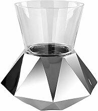 Fink - Diamond - Windlicht - mit facettierter