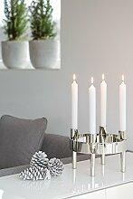 Fink - Rodin - Adventskranz, Kerzenleuchter -