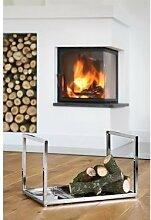 Fink - Timber - Holzständer - Kaminholzständer -