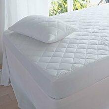 FINLAYS Fashions 30cm, tief, gesteppt, Matratzenschoner, antiallergisch Topper, erhältlich in 7Größen, Pillow Protector Pair