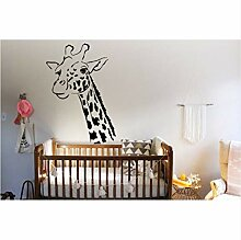 Finloveg Giraffe Wandtattoos Für Kinderzimmer