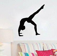 Finloveg Vinyl Wandaufkleber Aufkleber Wandbild