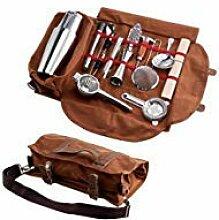 Finneshoky Cocktail-Werkzeug-Set, tragbare