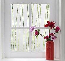 Finnez Fensterfolie für Sicht- und Lichtschutz -