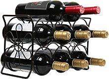 Finnhomy Weinregal für 6 Flaschen mit