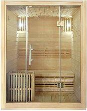 Finnische Sauna incl. Ofen Medea