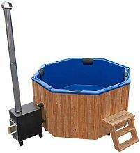 FinnTherm Hot Tub - Badebottich mit Einsatz aus