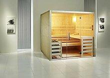FinnTherm Sauna Innenkabine Sweaty - B 207 x T 177