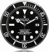 FIR Submariner Rolex Wanduhr Lich
