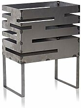 Fire Basket Urban 70 Feuerkorb, stahl 54x34x70cm
