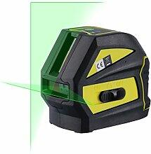 Firecore professional F118G grün Kreuzlinienlaser UniversalLevel Selbstnivellierender Werkzeuge
