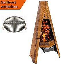 FIREHUT Gartengrill, Grillkamine & feuerstelle  