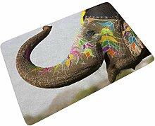 Firelife Elefant Fußmatte Gummi Türmatte