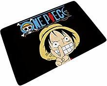 Firelife One Piece Luffy Fußmatte Gummi Türmatte