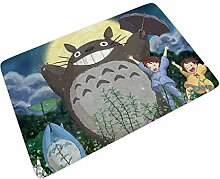 Firelife Totoro Anime Fußmatte Gummi Türmatte