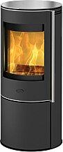 Fireplace K6021 Orando Kaminofen Stahl Schwarz |