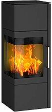 Fireplace K6490 Royal Kaminofen Stahl Schwarz/A+