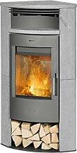 FIREPLACE Kaminofen Malta, Naturstein, 6 kW, Holz-