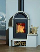 FIREPLACE Kaminofen Serena, Kachel beige, 7 kW, 3