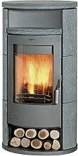 Fireplace Zeitbrandofen Alicante Speckstein
