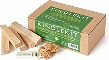 firestarting Kindle, ofengetrockneten Sticks,