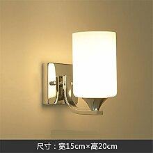 Firsthgus E27 Wandlampe Nachttischlampe