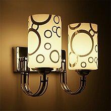 Firsthgus E27 Wandleuchte Moderne minimalistische