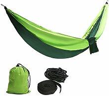 firstwish Outdoor Hängematte tragbar Fliegennetz für 2 Personen Camping Hängematte Zelt Insektenschutz Picknick Matte
