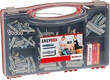 Fischer 533630 EASY-Box, Universaldübel UX,