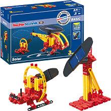 Fischer Technik Fischertechnik Basic Solar [Kinderspielzeug]