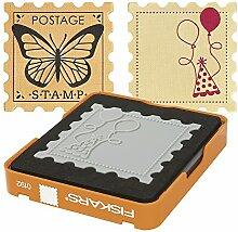 Fiskars Fuse© - Design Set, 10x12 cm, Briefmarke,