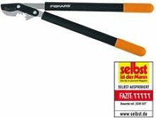 Fiskars® PowerGear Bypass-Getriebeastschere, 54 cm