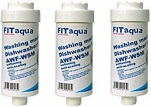 Fit aqua AC-WSM AM-SET-V Filter für Spülmaschine Geschirrspüler Waschmaschinen