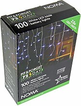Fit & Forget LED-Eiszapfen, mit Timer,