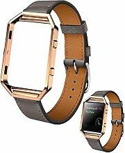 Fitbit Blaze Watch Band, echtes Leder