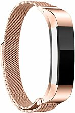 Fitbit Charge 2 Armband – Edelstahl Metall