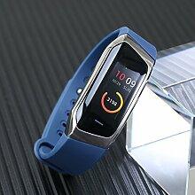 Fitness Armband Uhr mit Pulsmesser Wasserdicht