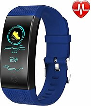 Fitness Armband Uhr mit Pulsmesser,Wysgvazgv