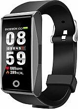 Fitness-Tracker-Uhr, Fitness-Uhr mit Blutdruckuhr