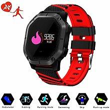 Fitness Tracker Uhr mit Schlafmonitor,TechCode