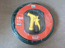 FITT Gartenschlauch 15m 1/2 Zoll 12,5mm