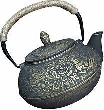 FITYLE Gusseiserne Teekanne Tetsubin Asiatische