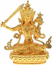 FITYLE Sitzende Tibetische Buddha Figur