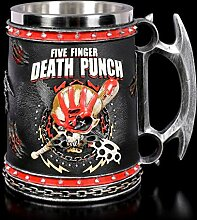 Five Finger Death Punch Bier-Krug - 5FDP |