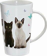 Five Friends - Katzenfreunde - Mug - Becher - Latte