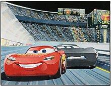 Fix Fussmatte Cars Teppich 95cm x 125cm für das