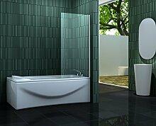 fixe Duschtrennwand ESTA 75 x 160 (Badewanne)
