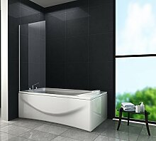 fixe Duschtrennwand STURDO 70 x 140 (Badewanne)