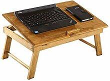 FJH Klapptisch Klappbarer Computertisch,